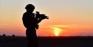 Irak'ın kuzeyinde 2 terörist hava destekli operasyonla etkisiz hale getirildi