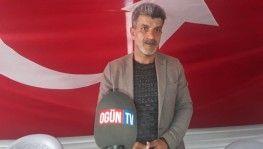 Diyarbakırlı ailelerden Cengiz Aygün'e teşekkür