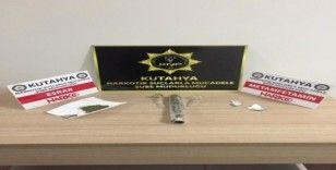 Uyuşturucudan gözaltına alınan 2 şüpheliden biri tutuklandı