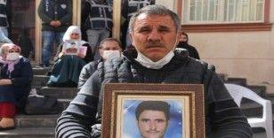 HDP önündeki ailelerin evlat nöbeti 203'üncü gününde