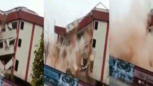 19 yıllık Güngören stadı Millet Bahçesi yapılmak üzere yıkıldı