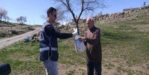 Malatya'da Vefa Sosyal Destek Grupları hizmet vermeye başladı