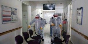 Menteşe'de dezenfekte çalışmaları sürüyor