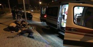Kuşadası'nda trafik kazası; 1 ölü