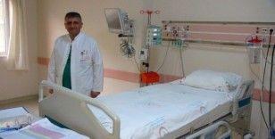 Malatya'da 3 hastane korona virüs için donatıldı