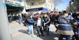 Batman'da kayyum atanmasını protesto eden 16 kişi gözaltına alındı