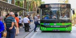 Denizli'de eczacılar da belediye otobüslerinden ücretsiz yararlanacak