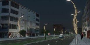 Van Büyükşehir Belediyesi Milli Egemenlik Caddesi'ni yeniliyor