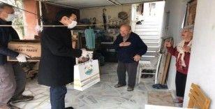Marmara Vefa Sosyal Destek Grubu görevde