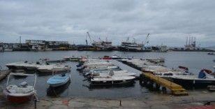Marmara'da balıkçılara korona virüs engeli
