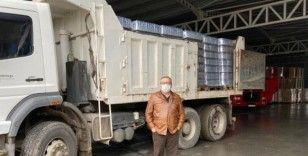 Başkan Babaoğlu'ndan karantinadaki vatandaşlara su desteği