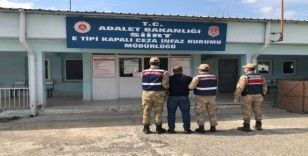 Siirt'te hakkında kesinleşmiş hapis cezası bulunan şahıs yakalandı