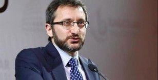İletişim Başkanı Altun, koronavirüsle mücadelede son 24 saatteki çalışmaları paylaştı