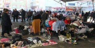 Sosyete pazarına virüs engeli