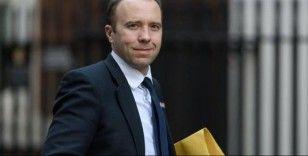 İngiltere Sağlık Bakanı Hancock: '250 bin gönüllü arıyoruz'