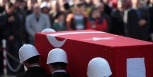Erzurum'a şehit ateşi düştü