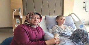 6 yılda dört ameliyat geçiren İrem yardım bekliyor