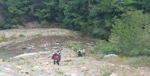Yabanî hayvanların parçaladığı yaşlı adam 8 ay sonra toprağa verildi