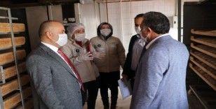 Gıda satışı yapan işletmeler Koronavirüs hakkında bilgilendirildi