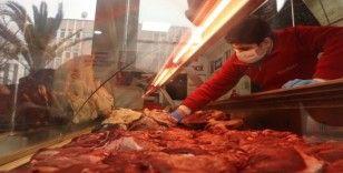 Virüs et fiyatlarını artırdı, kasapların işleri yüzde 80 düştü