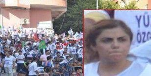 Görevden alınan HDP'li Belediye Başkanı güvenlik güçlerine saldırıda bulunulan eyleme katılmış
