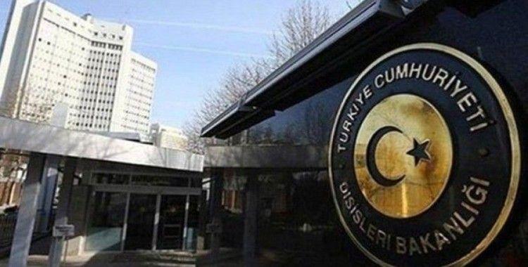 Dışişleri Bakanlığı Çad'daki terör saldırısını kınadı