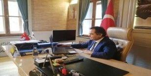 Başkan Şahin,  CHP Genel Başkan Kılıçdaroğlu'na bilgi verdi