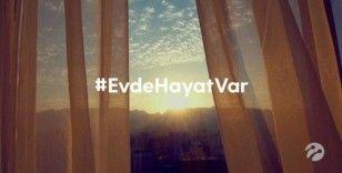 """Sabret Türkiye, """"Evde Hayat Var"""""""