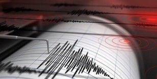 Kuril Adaları'nda 7,5 büyüklüğünde deprem