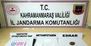 Kahramanmaraş'ta uyuşturucuya 14 gözaltı