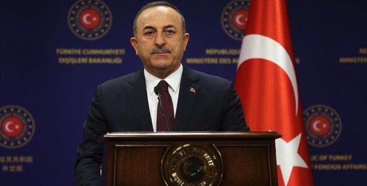 Çavuşoğlu: 'Dün akşam itibarıyla 2 bin 721 Türk öğrenci daha yurda getirildi'