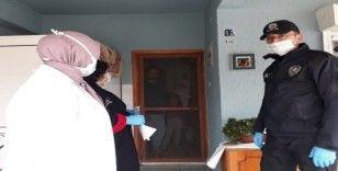 Burhaniye'de Vefa Sosyal Destek Grubu hizmete başladı