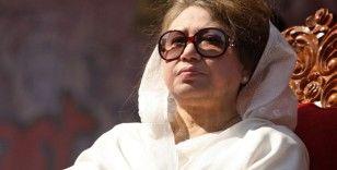 Eski Bangladeş Başbakanı Ziya 6 aylığına serbest bırakılacak
