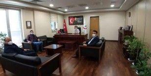 Çakır'dan sağlık çalışanlarına teşekkür