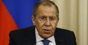 Dışişleri Bakanı Lavrov: Rusya, ABD'den İran'a yönelik yaptırımları süratle kaldırmasını istiyor
