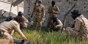 Libya'daki UMH birlikleri Vatiyye Hava Üssü'nde kontrolü sağladı