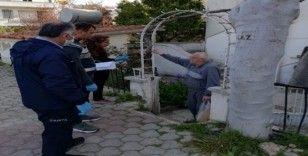 Didim'de sokağa çıkamayanların ihtiyaçları gideriliyor