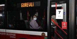 Yurt dışından gelen Türk vatandaşları Kovid-19 önlemleri kapsamında yurtlara yerleştirildi