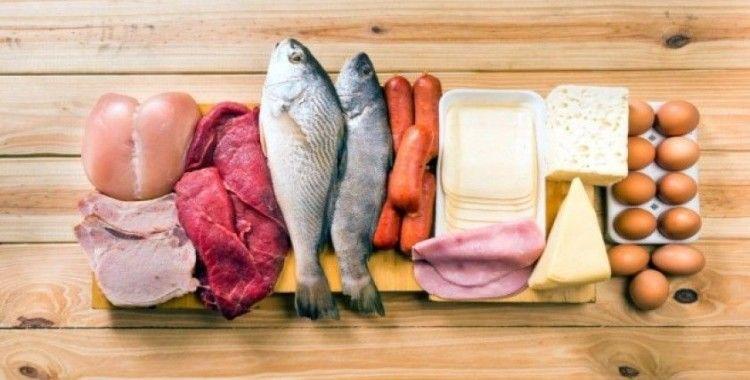 """Yamanyılmaz: """"Sağlıklı hayvansal gıdalarımız koronaya karşı halkımızın kalkanı olacak"""""""