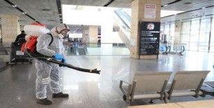 Denizli korona virüsüne karşı mücadelesine aralıksız devam ediyor