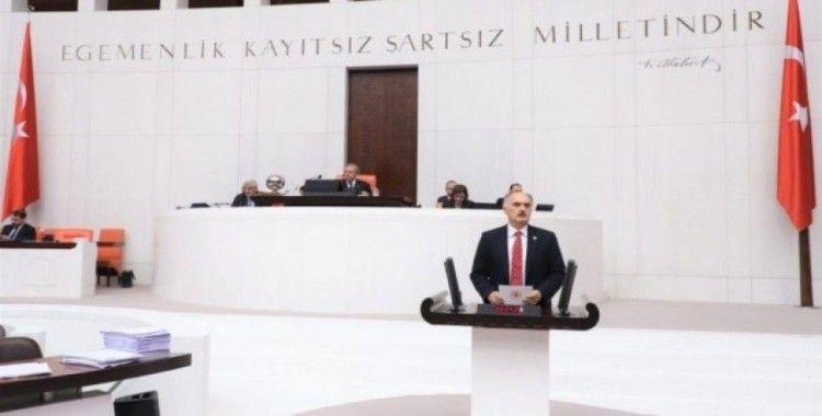 Milletvekili Öztürk'ten ekonomiye ilişkin düzenleme açıklaması
