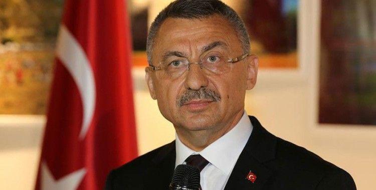 Cumhurbaşkanı Yardımcısı Oktay: '2721 öğrencimiz Türkiye'ye getirilmiştir'