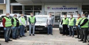 Gaziemir'de örnek iş birliği