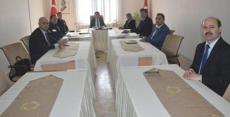 İscehisar ilçesinde Vefa Sosyal Destek Grubu ilk toplantısını yaptı