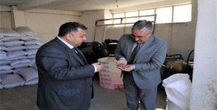 Iğdır'da Korunga üretimi teşvik ediliyor