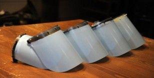 İTÜ ARI Teknokent'te 3D yazıcıda maske üretildi