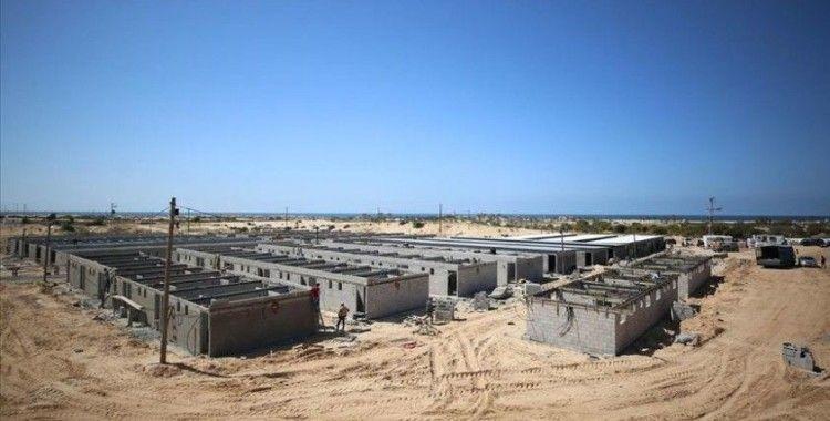 Gazze'de koronavirüsle mücadele için 1000 karantina odası inşasında sona gelindi