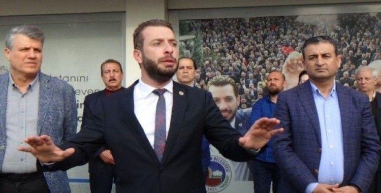 Kadir Aydar: 'Hukuki olmayan bir kararla mazbatam iptal edildi'
