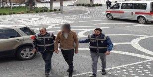 Uyuşturucu satıcılığı yapan şahıs gözaltına alındı