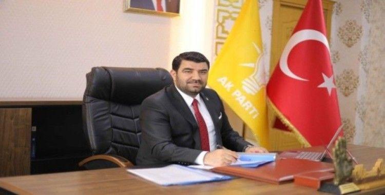 """Başkan Bünül: """"AK Parti milletin partisidir"""""""